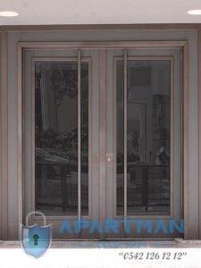 Acıbadem Apartman Kapısı Modelleri Bina Giriş Kapısı Fiyatları Çelik Kapı Apartman Giriş Kapısı