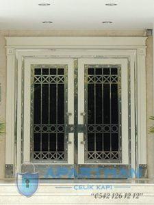 Arnavutköy Apartman Kapısı Modelleri Bina Giriş Kapısı Fiyatları Çelik Kapı Apartman Giriş Kapısı