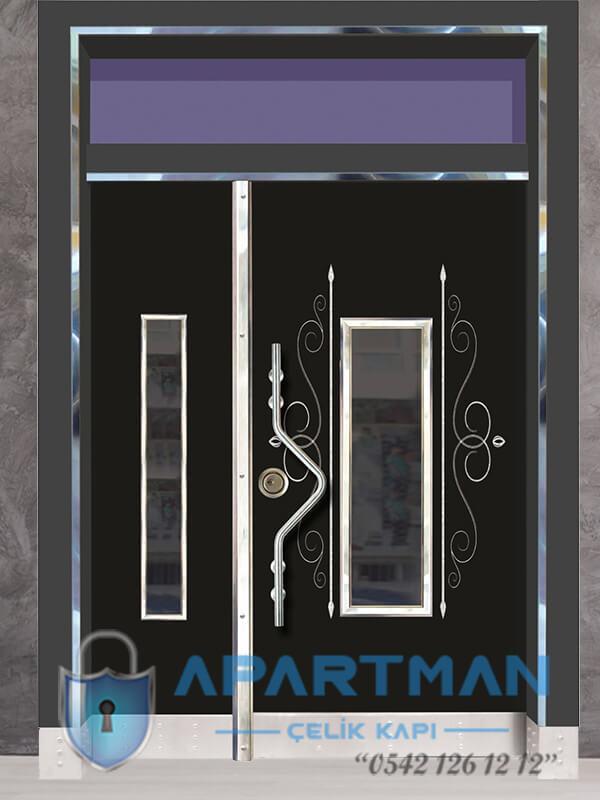 Ataköy Apartman Kapısı Modelleri Bina Giriş Kapısı Fiyatları Çelik Kapı Apartman Giriş Kapısı