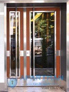 Ataşehir Apartman Kapısı Modelleri Bina Giriş Kapısı Fiyatları Çelik Kapı Apartman Giriş Kapısı