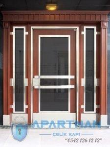 Avcılar Apartman Kapısı Modelleri Bina Giriş Kapısı Fiyatları Çelik Kapı Apartman Giriş Kapısı