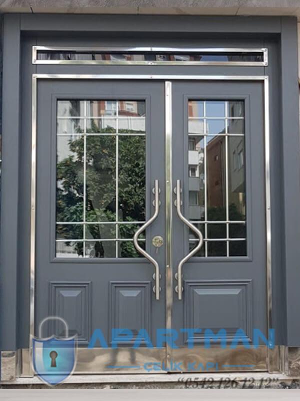Bahçeköy Apartman Kapısı Modelleri Bina Giriş Kapısı Fiyatları Çelik Kapı Apartman Giriş Kapısı
