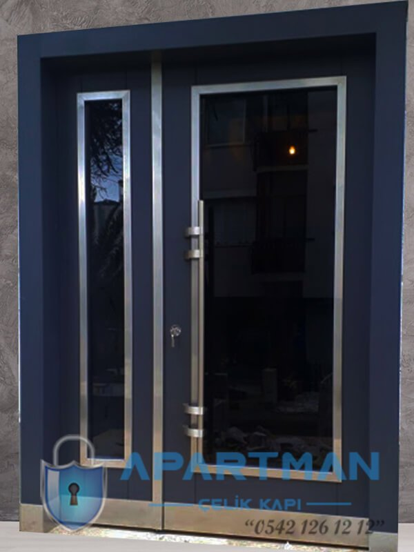Başakşehir Apartman Kapısı Modelleri Bina Giriş Kapısı Fiyatları Çelik Kapı Apartman Giriş Kapısı