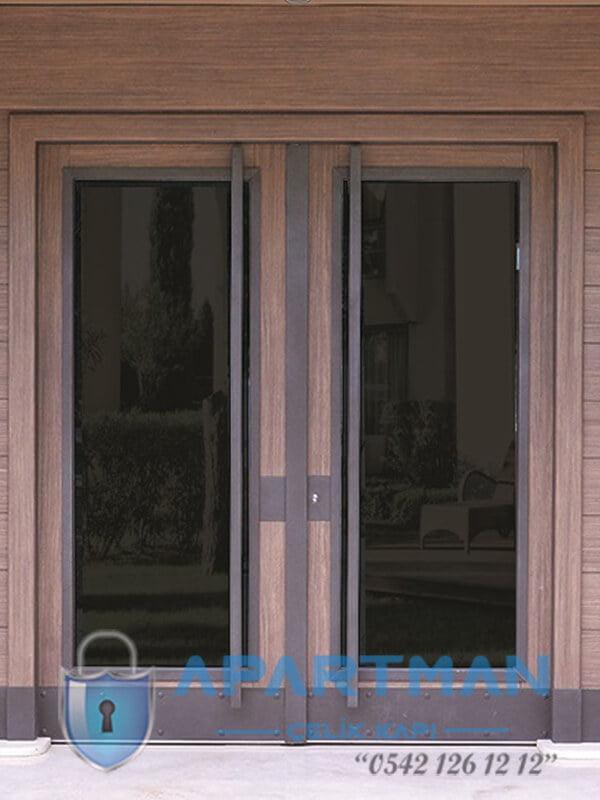 Beykoz Apartman Kapısı Modelleri Bina Giriş Kapısı Fiyatları Çelik Kapı Apartman Giriş Kapısı