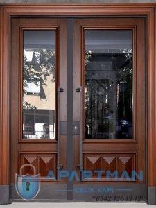 Bostancı Apartman Kapısı Modelleri Bina Giriş Kapısı Fiyatları Çelik Kapı Apartman Giriş Kapısı