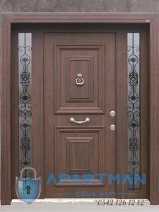 Fulya Apartman Kapısı Modelleri Bina Giriş Kapısı Fiyatları Çelik Kapı Apartman Giriş Kapısı