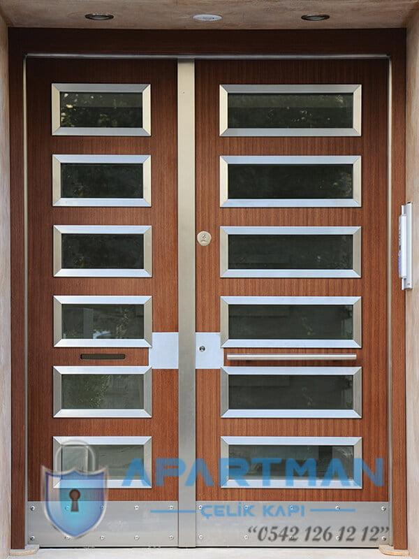 Hasanpaşa Apartman Kapısı Modelleri Bina Giriş Kapısı Fiyatları Çelik Kapı Apartman Giriş Kapısı
