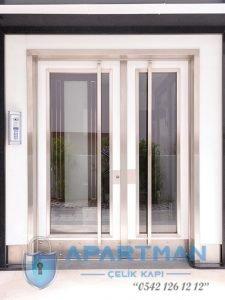 Kadıköy Apartman Kapısı Modelleri Bina Giriş Kapısı Fiyatları Çelik Kapı Apartman Giriş Kapısı