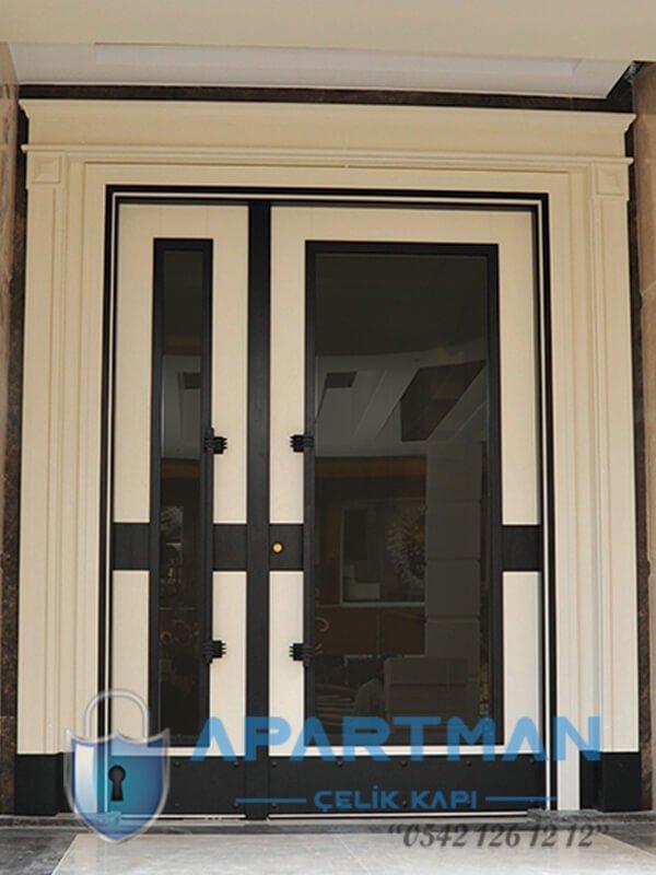 Kavacık Apartman Kapısı Modelleri Bina Giriş Kapısı Fiyatları Çelik Kapı Apartman Giriş Kapısı