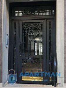 Kireçburnu Apartman Kapısı Modelleri Bina Giriş Kapısı Fiyatları Çelik Kapı Apartman Giriş Kapısı