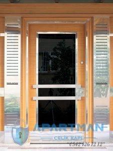 Kısıklı Apartman Kapısı Modelleri Bina Giriş Kapısı Fiyatları Çelik Kapı Apartman Giriş Kapısı