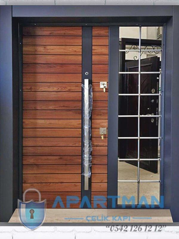 Kuruçeşme Apartman Kapısı Modelleri Bina Giriş Kapısı Fiyatları Çelik Kapı Apartman Giriş Kapısı
