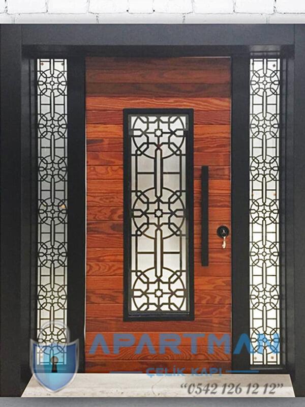 Levazım Apartman Kapısı Modelleri Bina Giriş Kapısı Fiyatları Çelik Kapı Apartman Giriş Kapısı