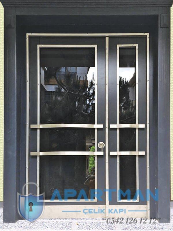 Levent Apartman Kapısı Modelleri Bina Giriş Kapısı Fiyatları Çelik Kapı Apartman Giriş Kapısı