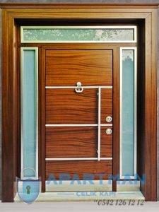 Maçka Apartman Kapısı Modelleri Bina Giriş Kapısı Fiyatları Çelik Kapı Apartman Giriş Kapısı