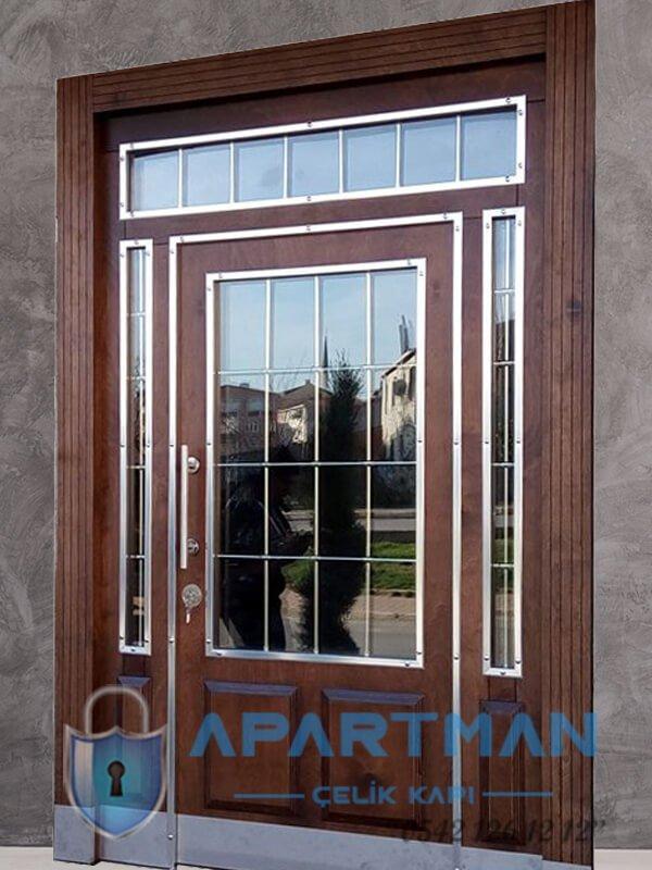 Nakkaştep Apartman Kapısı Modelleri Bina Giriş Kapısı Fiyatları Çelik Kapı Apartman Giriş Kapısı