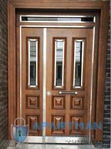 Nişantaşı Apartman Kapısı Modelleri Bina Giriş Kapısı Fiyatları Çelik Kapı Apartman Giriş Kapısı