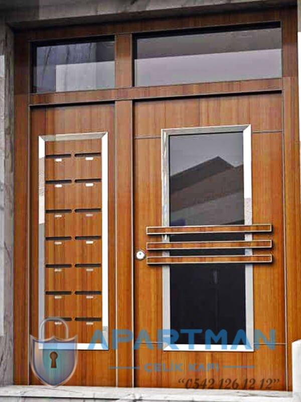 Ortaköy Apartman Kapısı Modelleri Bina Giriş Kapısı Fiyatları Çelik Kapı Apartman Giriş Kapısı