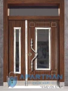 Paşabahçe Apartman Kapısı Modelleri Bina Giriş Kapısı Fiyatları Çelik Kapı Apartman Giriş Kapısı
