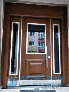 Rumelihisarı Apartman Kapısı Modelleri Bina Giriş Kapısı Fiyatları Çelik Kapı Apartman Giriş Kapısı