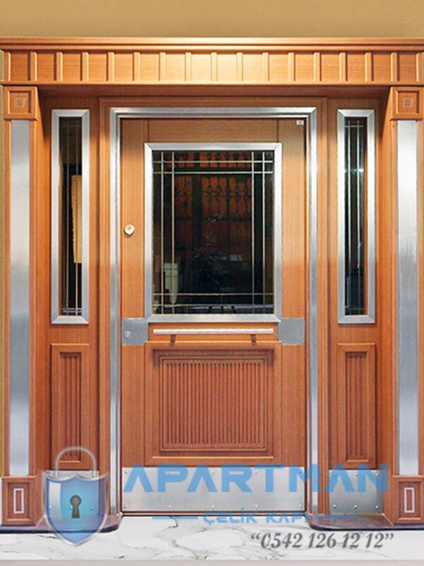 Tarabya Apartman Kapısı Modelleri Bina Giriş Kapısı Fiyatları Çelik Kapı Apartman Giriş Kapısı