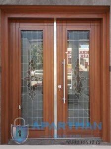 Tuzla Apartman Kapısı Modelleri Bina Giriş Kapısı Fiyatları Çelik Kapı Apartman Giriş Kapısı