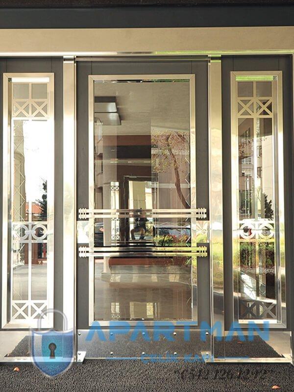 Üsküdar Apartman Kapısı Modelleri Bina Giriş Kapısı Fiyatları Çelik Kapı Apartman Giriş Kapısı